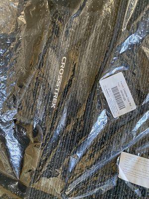 18-21 Subaru crosstrek Oem floor mats for Sale in Monterey, CA