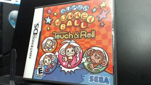 Super Monkey Ball: Touch and Roll - Nintendo DS for Sale in Lake Elsinore, CA