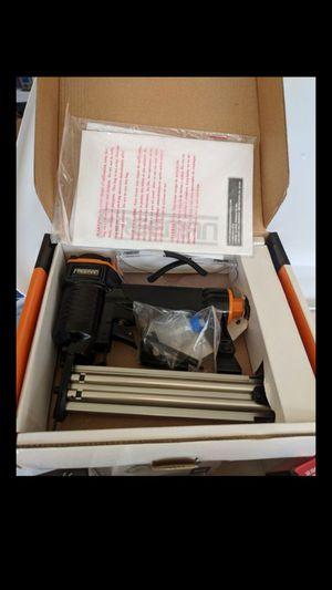 Freeman professional Brad nailer nail gun for Sale in Bakersfield, CA