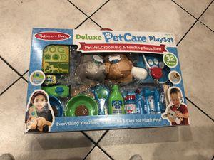 Melissa and Doug Pet Vet for Sale in Perris, CA