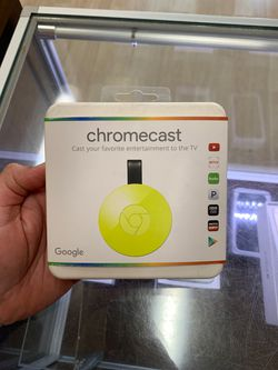 Chromecast Google brand new sealed for Sale in Los Angeles,  CA