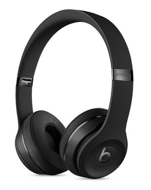 BRAND NEW Beats-by-Dr-Dre-Solo3-Wireless-Headband-Headphones-Black for Sale in Solana Beach, CA