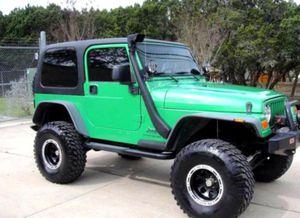 Asking $12OO Jeep Wrangler 2OO4 for Sale in Altadena, CA