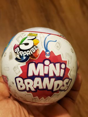 5 surprise mini brand capsule for Sale in Tucson, AZ