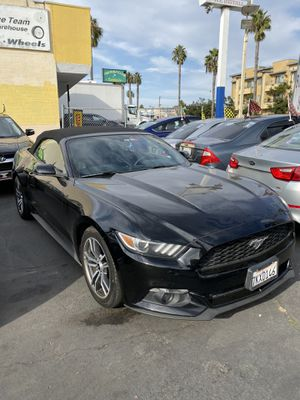 2015 Ford Mustang Convertible 💯✅ for Sale in Chula Vista, CA