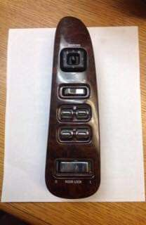 Lincoln Town Car - Master Power Switch