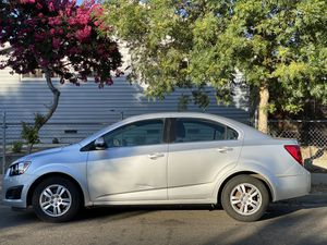 2014 Chevy Sonic Lt for Sale in Merced, CA