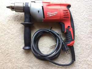 "Milwaukee 5376-20 1/2"" 120V Corded Hammer Drill for Sale in Landisville, PA"