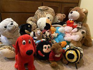 Lots of Stuffed Animals! for Sale in Scottsdale, AZ