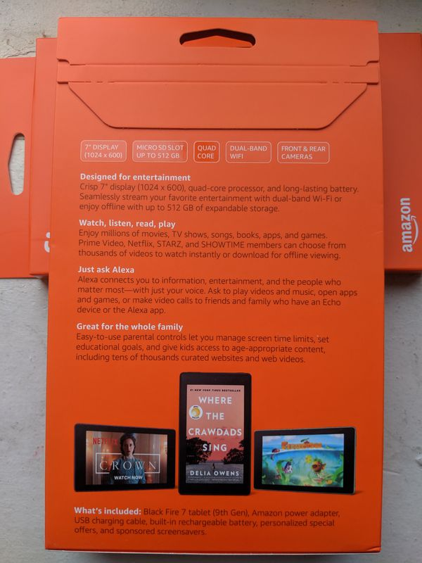 """**BRAND NEW** FIRE 7"""" TABLET(32 GB)"""