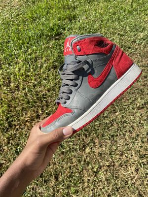 Jordan 1 Red camo 3m size 6.5 for Sale in Lehigh Acres, FL