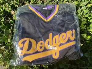 lakers xl or m jersey dodgers for Sale in Irwindale, CA