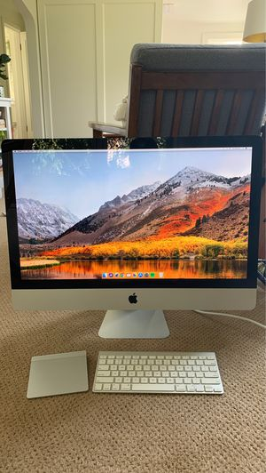 Apple iMac Mid-2011 27-inch 2.7GHz Intel Core i5 for Sale in Seattle, WA