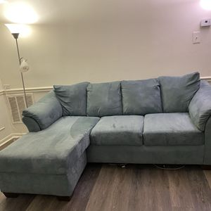 Sofa Chaise. Couch for Sale in Fairfax, VA