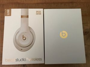 Beats Studio 3 Wireless (Special Edition) for Sale in Las Vegas, NV