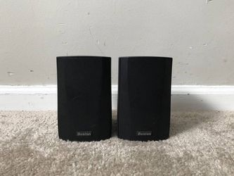 Boston Micro110X Home Theater Surround Satellite Or Bookshelf Speakers for Sale in Mount Prospect,  IL