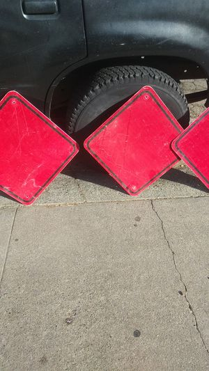 Red reflectors for Sale in Arden-Arcade, CA