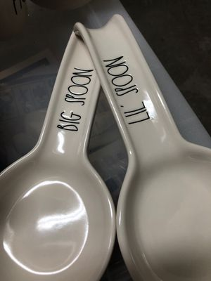 Rae Dunn spoon rest brand new set of 2 for Sale in Upland, CA