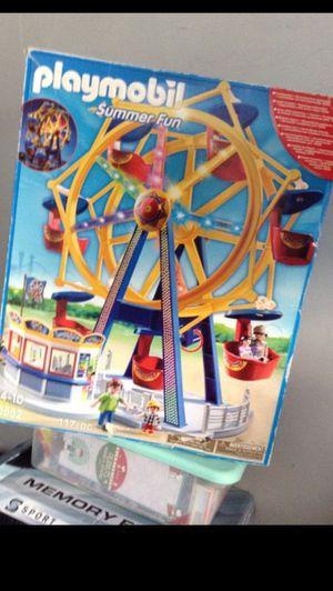 Playmobil Ferris wheel. Brand new for Sale in Pompano Beach, FL