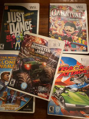 Juegos Wii for Sale in Tyler, TX
