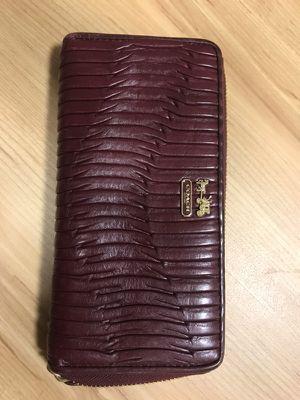 Coach women's wallet for Sale in Washington, DC