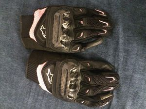 Alpinestars Stella S-MX Air Carbon motorcycle gloves for Sale in Chicago, IL