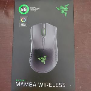 RAZER MAMBA WIRELESS 5G RGB GAMING MOUSE BRAND NEW for Sale in Las Vegas, NV