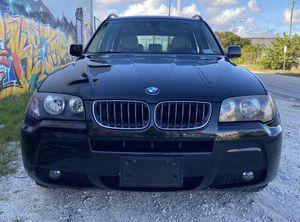 2006 BMW X3. 70K for Sale in North Miami, FL