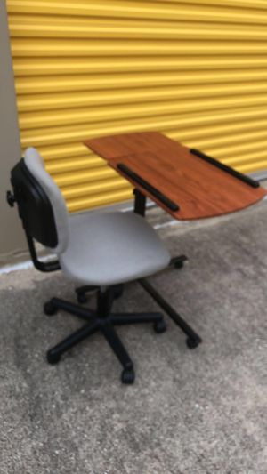 Adjustable table & chair for Sale in Mansfield, TX