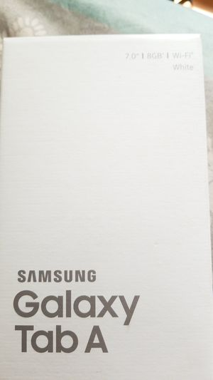 "Samsung galaxy tablet A 7.0"" for Sale in Payson, AZ"