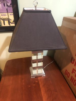 Modern Table Lamp (Slightly Used, Great Condition) for Sale in Madison, WI