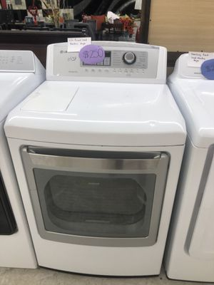 LG FRONT LOAD ELECTRIC DRYER IN PERFECT CONDITION for Sale in Laurel, MD