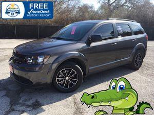 2017 Dodge Journey 7k millas. Un solo dueño. Garantía de la fábrica for Sale in Houston, TX