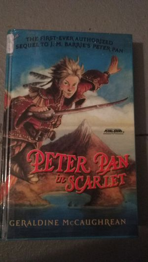 Peter pan in scarlet book for Sale in Missoula, MT