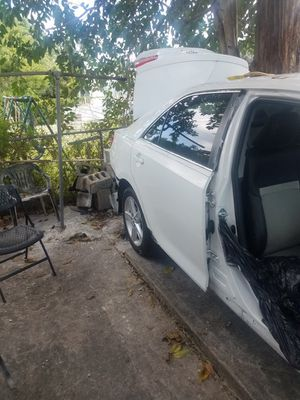 2013 Toyota Camry Parts Only for Sale in Miami, FL