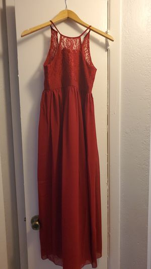 New with tags girls burgundy dress for Sale in Port Richey, FL