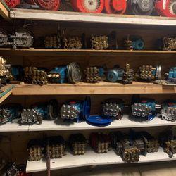 Pressure Washer Pumps Serviced Rebuilt for Sale in Las Vegas,  NV