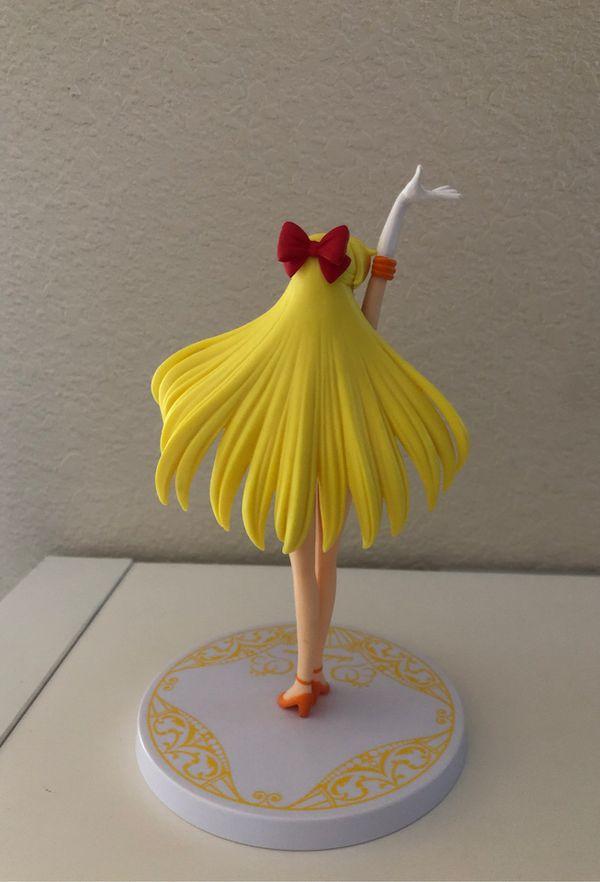 Banpresto Sailor Moon Figurine: Sailor Venus