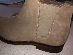 Men's Chelsea Boots Suede Aldo Mens 9 Brand New for Sale in Tampa, FL