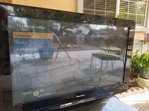 "Panasonic 42""tv no remote for Sale in Las Vegas, NV"