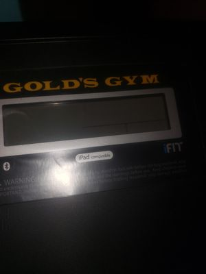 Golds gym 430i for Sale in Selma, AL