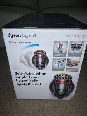 Dyson big ball multifloor vacuum new in box for Sale in Naches, WA
