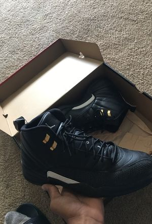 Air Jordan 12 retro masters size 13 for Sale in Gaithersburg, MD