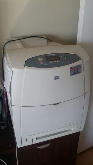 HP color laserjet printer for Sale in Chicago, IL