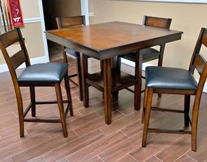 "New 5- PC Breakfast Kitchen Dining Table ""FIRE SALE"" for Sale in Stafford, TX"