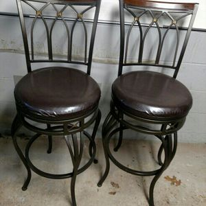 2 High Bar Stools for Sale in Moon Township, PA