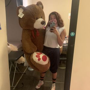 Big Brown Teddy Bear for Sale in Houston, TX