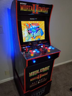 Custom arcade with 2500 games for Sale in Peoria, AZ