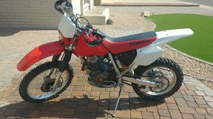 2002 Honda XR400 Motorcycle for Sale in Guadalupe, AZ