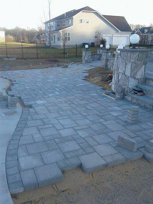 Trabajos patios paredes concreto for Sale in Takoma Park, MD